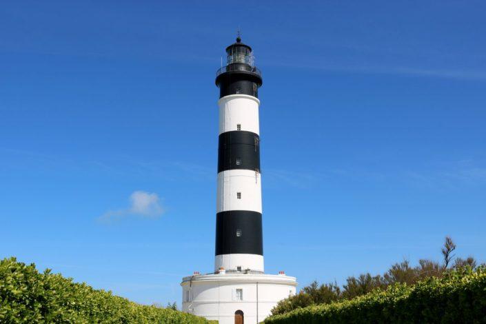 Le phare de Chassiron, sur l'île d'Oléron
