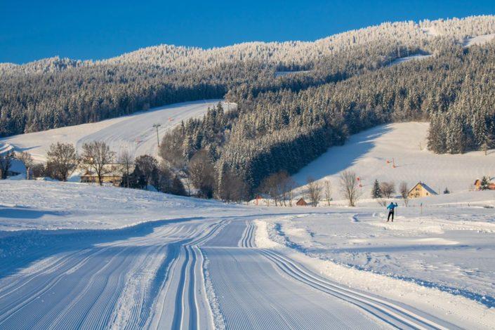 La station de ski de Méaudre
